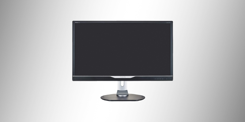 Monitor Philips 28' LED 4K Ultra HD Widescreen - 288P6LJEB