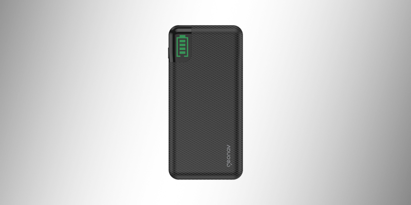 Power Bank Geonav PB20KBK 20.000 mAh