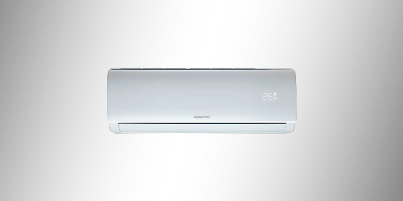 Ar-condicionado Split Hi Wall Agratto Eco - 12.000 BTUs