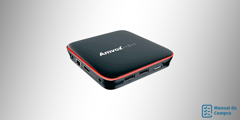 Smart TV Box AMvox