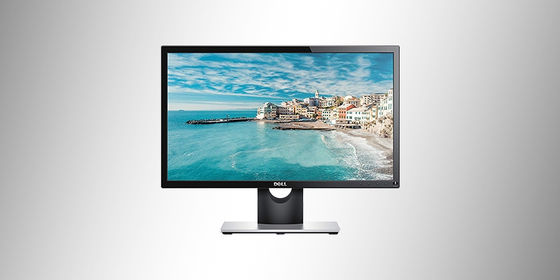 Monitor Dell Widescreen 21.5', SE2216H
