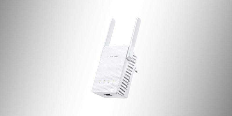Repetidor Wi-Fi Tp-Link Ac750 Re210