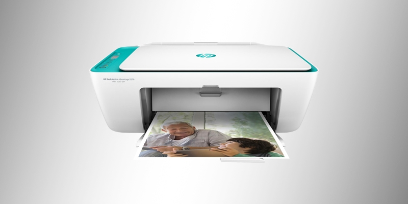 Deskjet Ink Advantage 2676