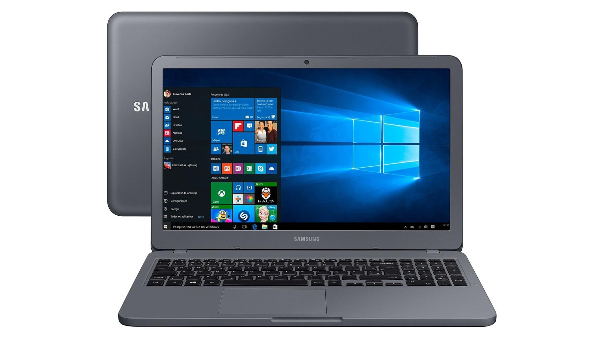 Hardware e desempenho do Samsung essentials e30