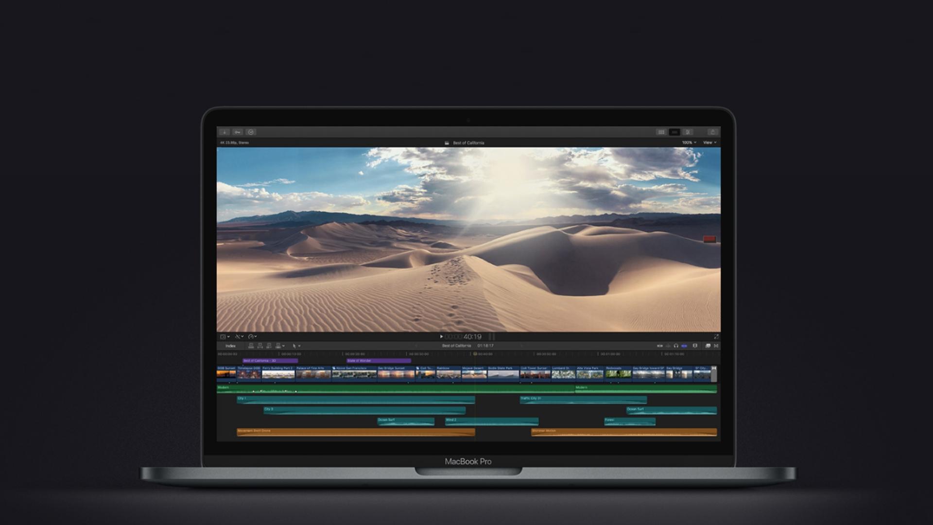 Hardware do Macbook Pro 13