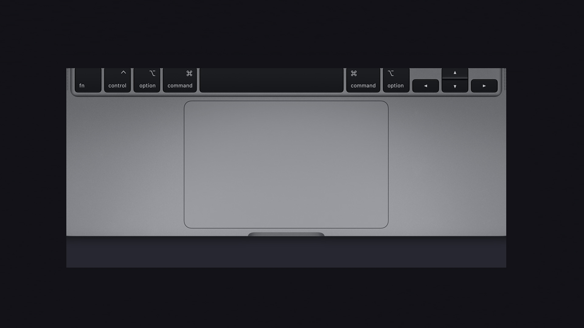 Touchpad do Macbook Pro 13