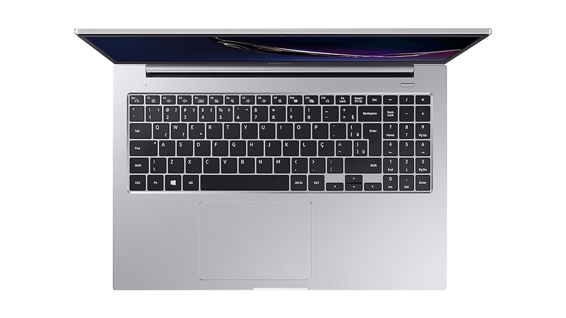 Touchpad do Samsung Book E30