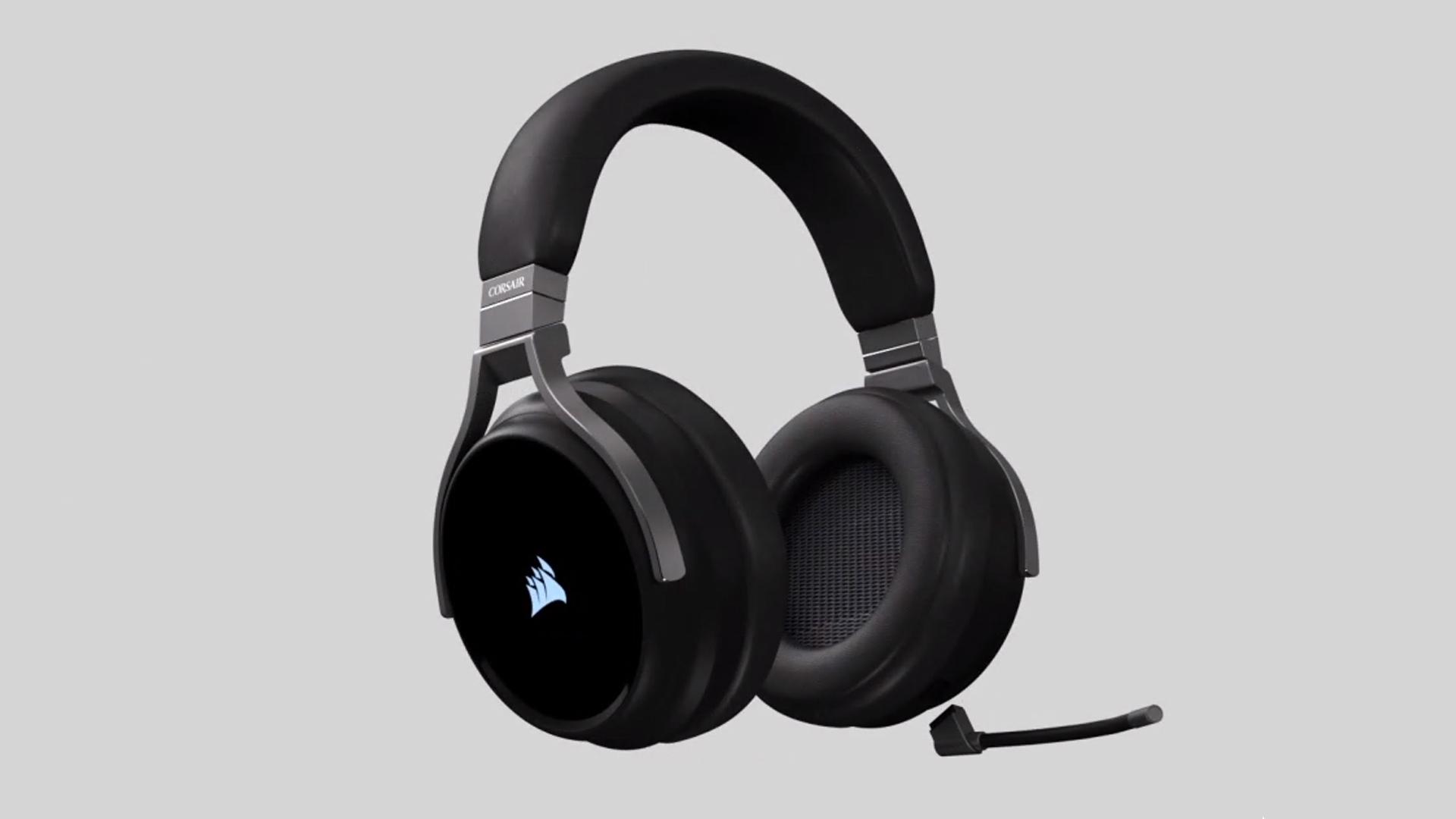 Microfone do Corsair Virtuoso Premium