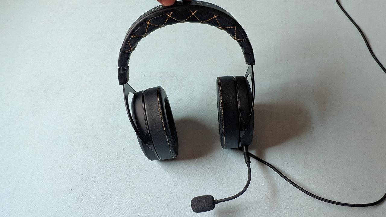 Microfone do Corsair HS60 Pro