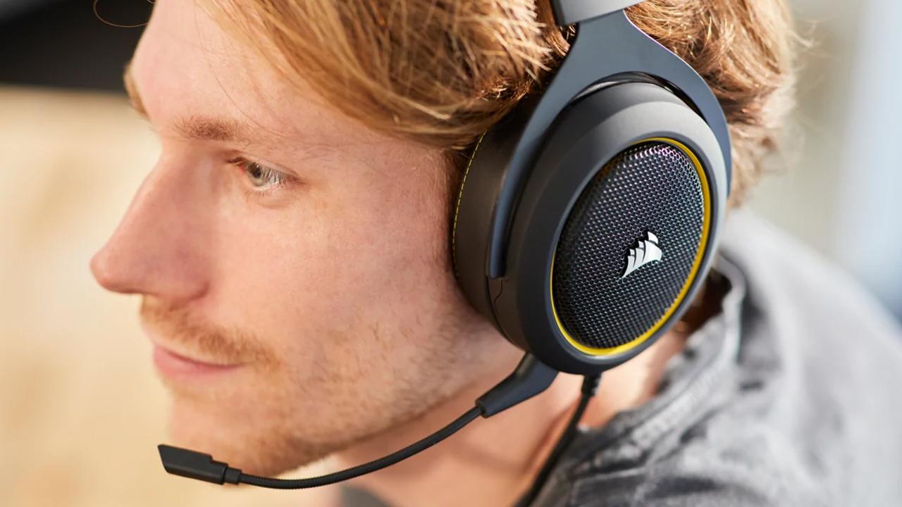 Qualidade do áudio do Corsair HS60 Pro