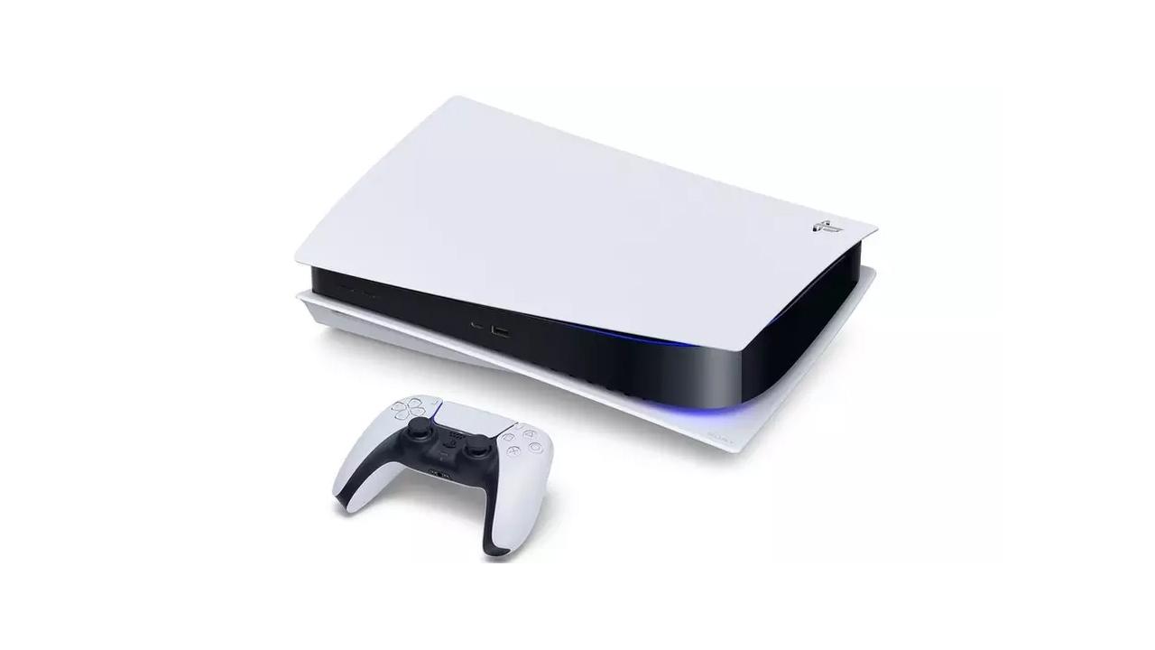 Construção do Playstation 5