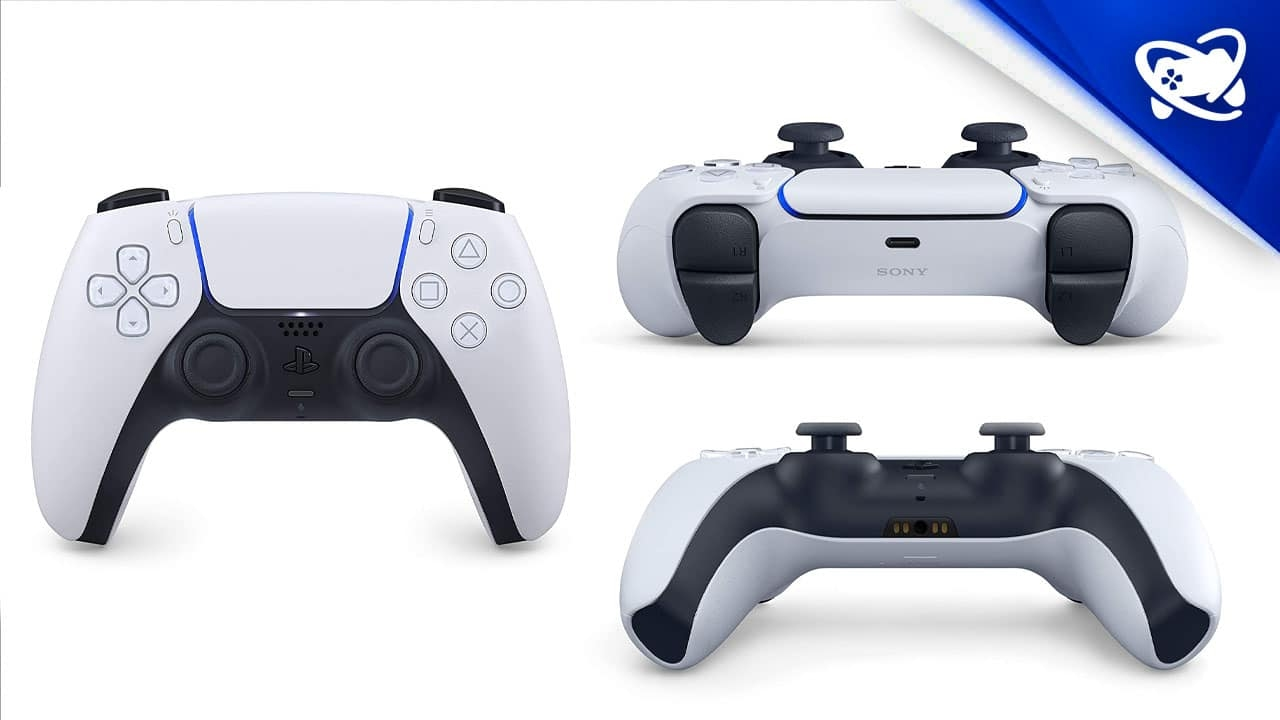 Controle do Playstation 5