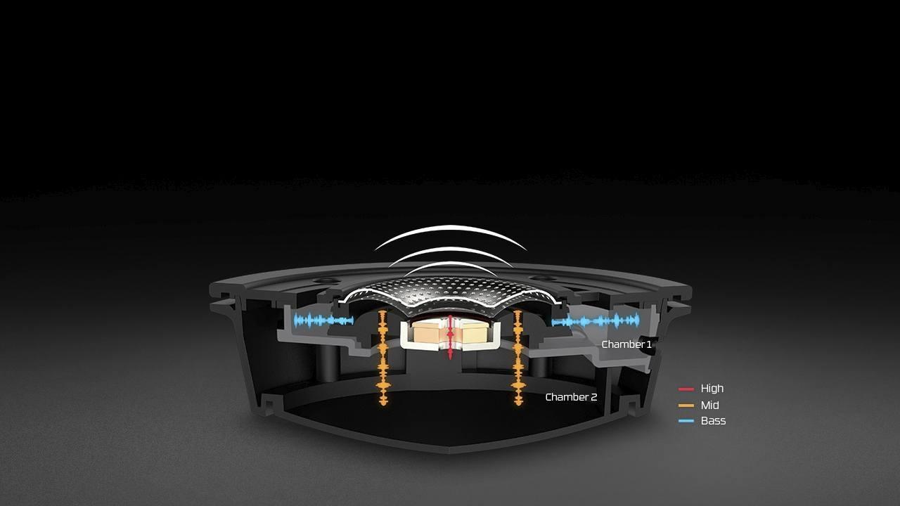 Qualidade de Áudio do HyperX Cloud Alpha S