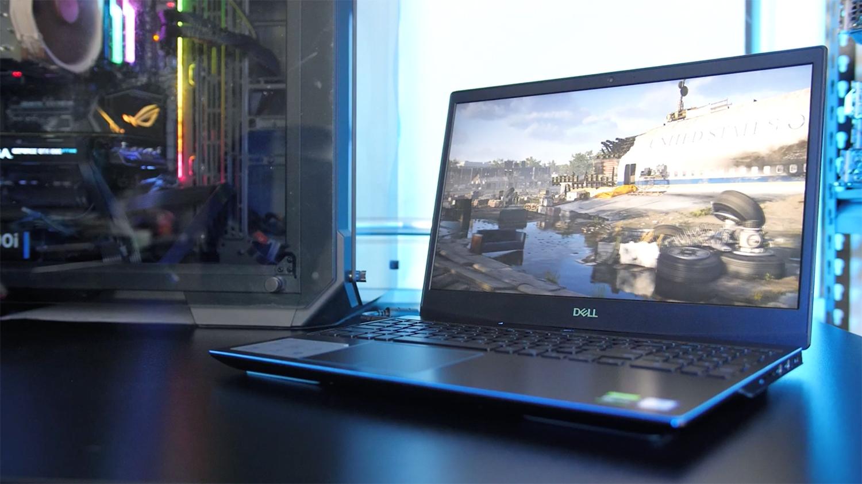 Análise notebook gamer Dell G3: Desempenho em Jogos