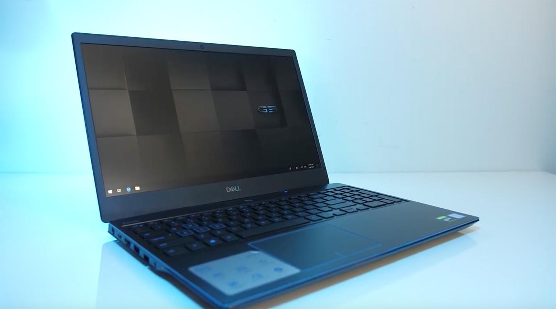 Análise notebook gamer Dell G3: Desempenho geral