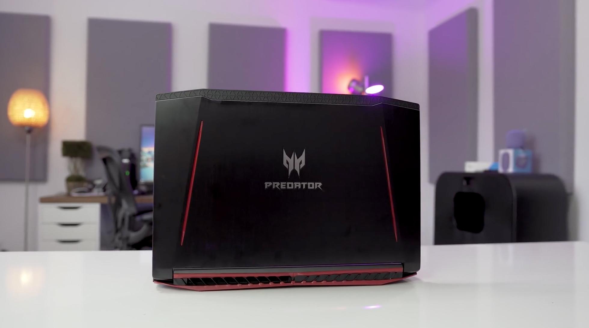 Análise Acer Predator Helio 300 G3: Desempenho Geral